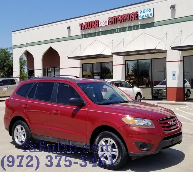 Hyundai Santa Fe 2011 price $5,990