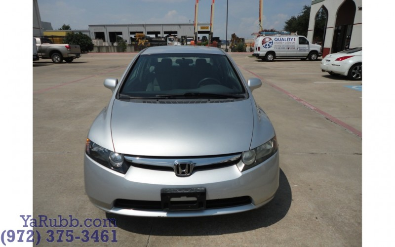Honda Civic LX 1 Owner Well Maintained 2006 price $4,990