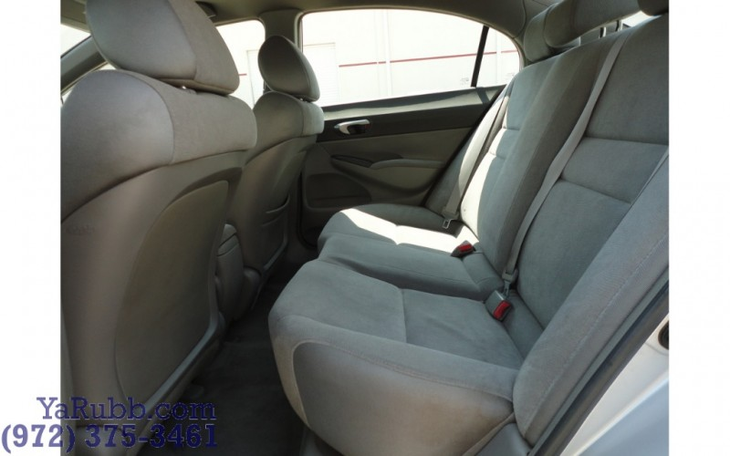 Honda Civic LX 1 Owner Well Maintained 2006 price $5,290