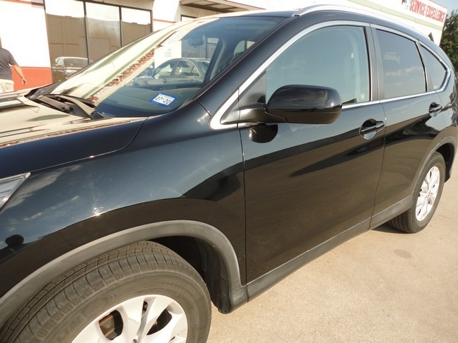 Honda CR-V EXL CARFAX CERT LEATHER SUNROOF 2012 price $13,750