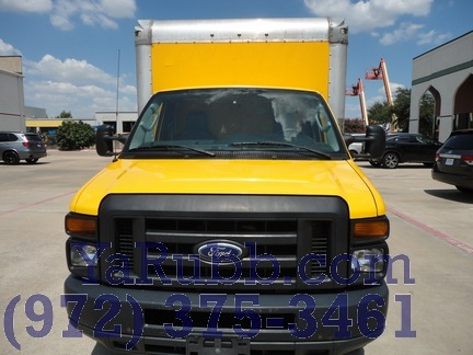 Ford E350 Super Duty 16 Ft Box Truck 2015 price $13,990