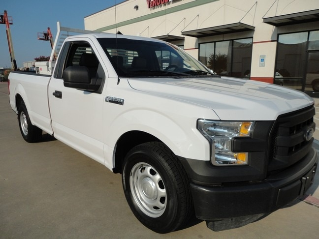 Ford F-150 REG CAB LONG BED V6 2016 price $12,490