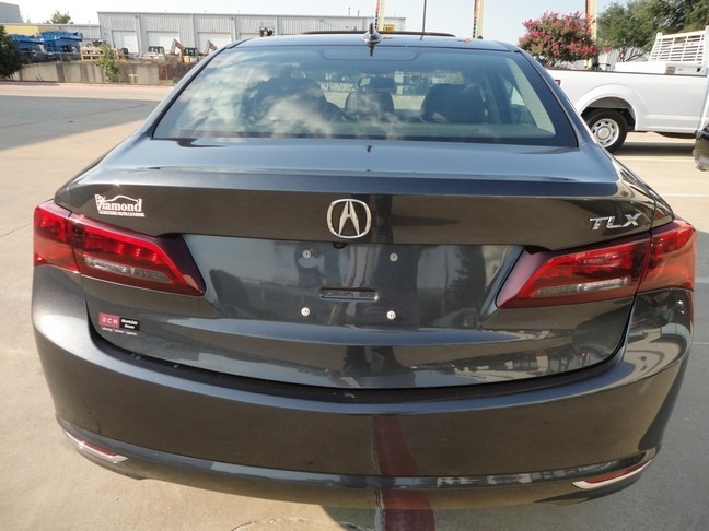 Acura TLX 1 Owner 36k mi Full Warranty 2016 price $18,750