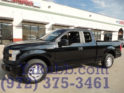Ford F-150 SuperCab XL 2016 price $14,250