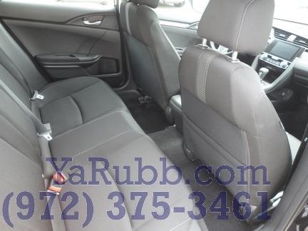 Honda Civic EX Sunroof 1 Owner CARFAX Cert 2016 price $15,790