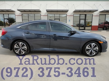 Honda Civic EX-T 1 Owner 2016 price $16,490