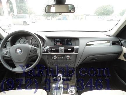 BMW X3 2014 price