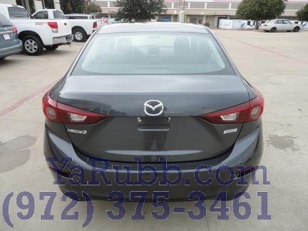 Mazda Mazda3 2015 price $8,250