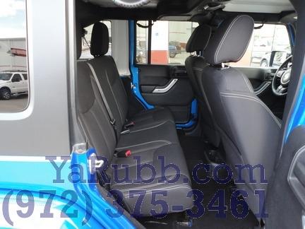 Jeep Wrangler Unlimited Sahara 75th Anniversary Edition 2016 price $29,990