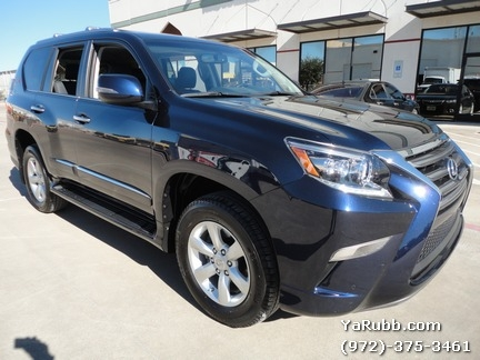 Lexus GX 460 1 Owner Full Warranty 2017 price $34,790