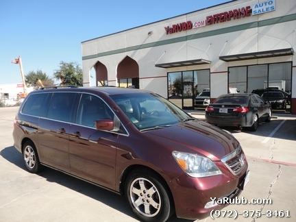 Honda Odyssey 2007 price $6,990