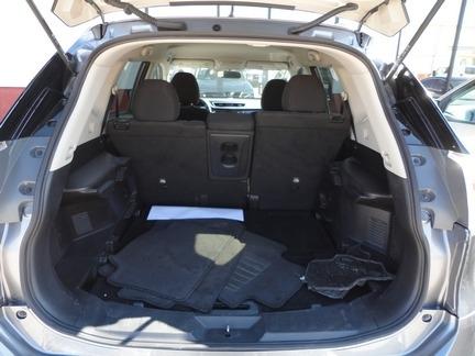 Nissan Rouge SV Alloys 2016 price $15,490