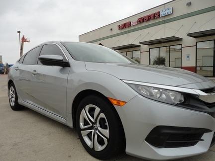 Honda Civic LX 1 Owner 2017 price $11,990