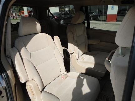 Honda Odyssey LX CARFAX Cert 2007 price $5,500