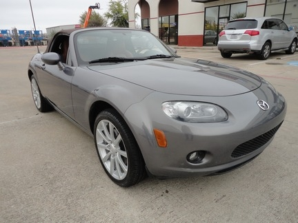 Mazda MX-5 Miata Convertible Leather 2008 price $9,350