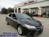 Toyota Camry LE 1 Owner 22k 2016