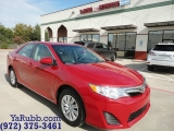 Toyota Camry LE only 24k mi 2014