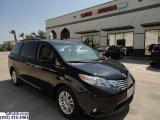Toyota Sienna XLE Premium Navigation DVD Leather SUnroof 2013