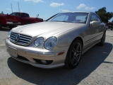 Mercedes-Benz CL55 AMG 2002