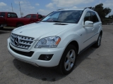 Mercedes-Benz ML350 CDI 2011