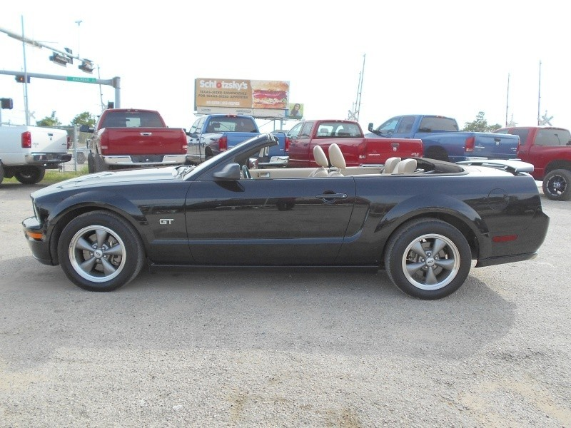 2005 Ford Mustang 2dr Conv GT Deluxe - Automart Of Dallas ...