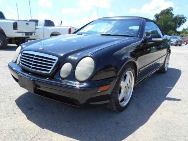 2000 Mercedes-Benz CLK350