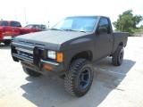 Nissan Frontier 1987
