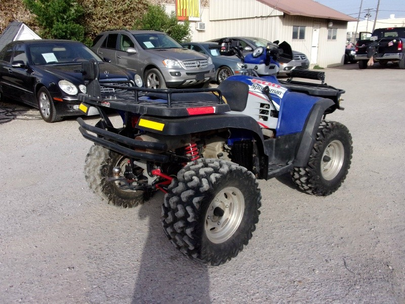 Polaris SPORTSMAN 2004 price $4,995