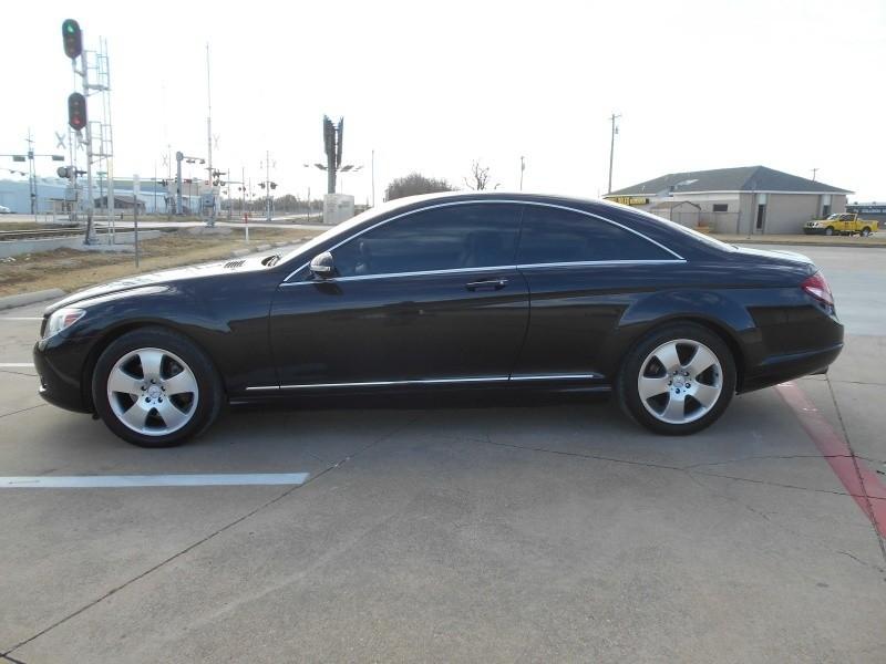 Mercedes-Benz CL-Class 2007 price $16,995