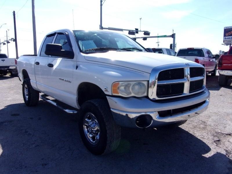 Dodge Ram 2500 2003 price $10,995