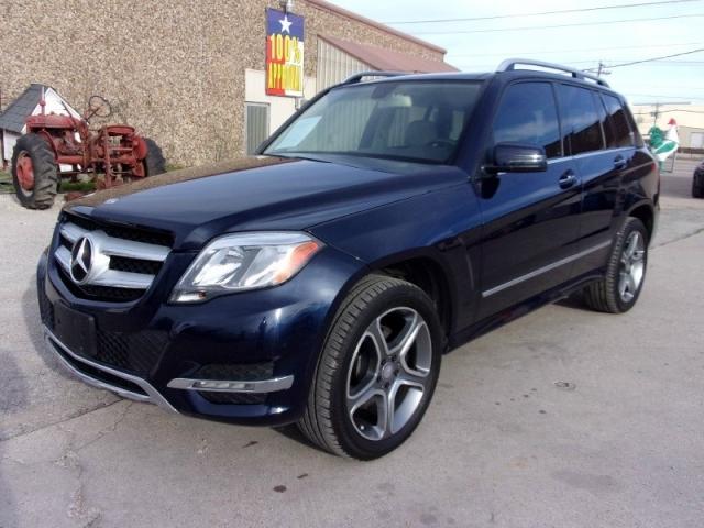 2014 Mercedes-Benz GLK250 CDI 4MATIC BlueEfficiency
