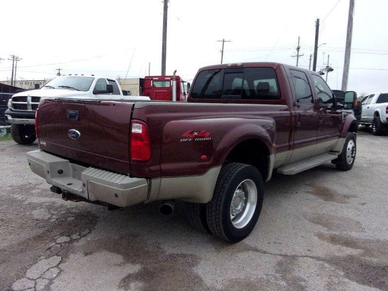 Ford Super Duty F-450 DRW 2008 price $24,995