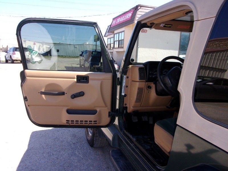Jeep Wrangler 1998 price $8,995