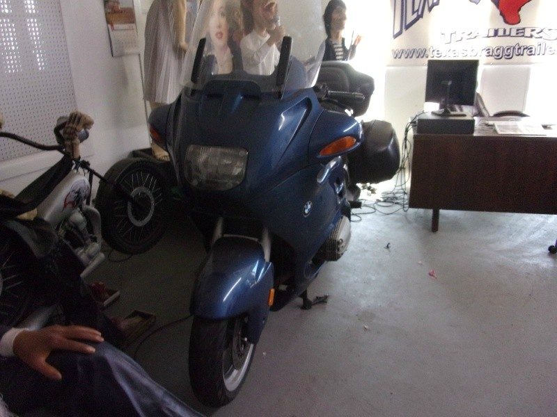 BMW R1100RT (ABS) 1997 price $1,995