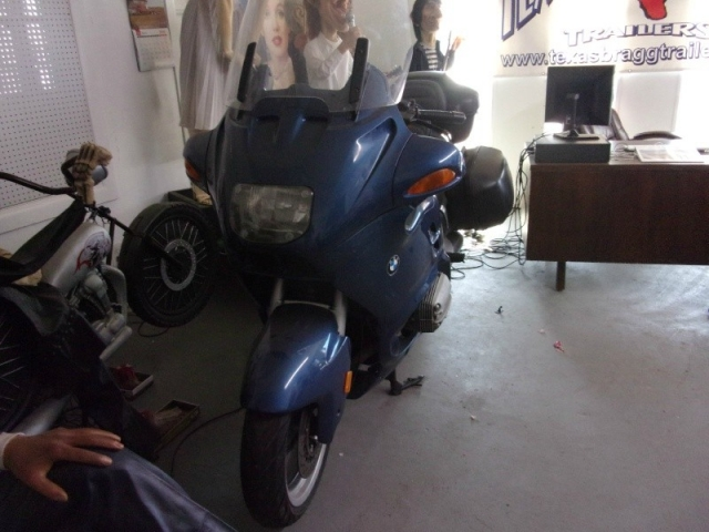 1997 BMW R1100RT (ABS)