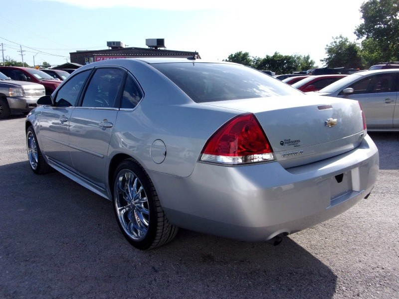 2014 Chevrolet Impala Limited 4dr Sdn LS Fleet - Automart ...