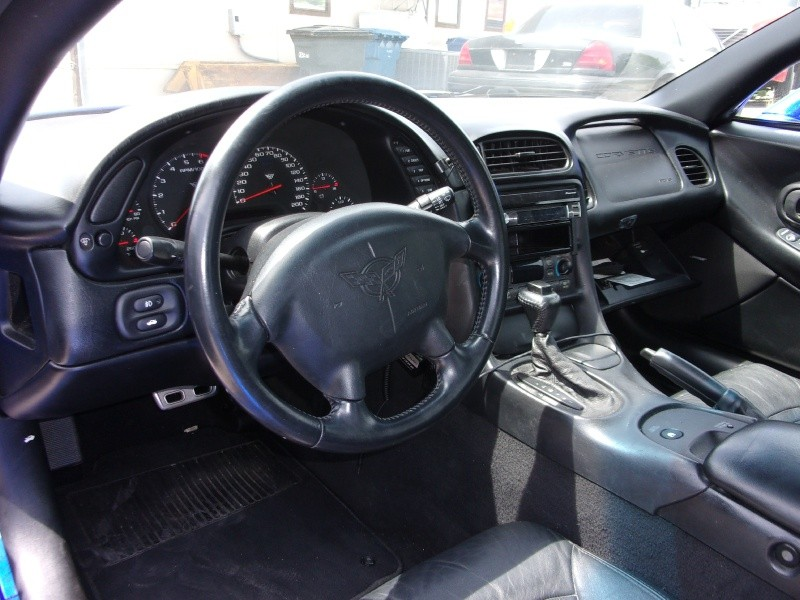 Chevrolet Corvette 2002 price $15,995