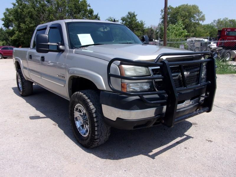 Chevrolet Silverado 2500HD Classic 2007 price $17,995