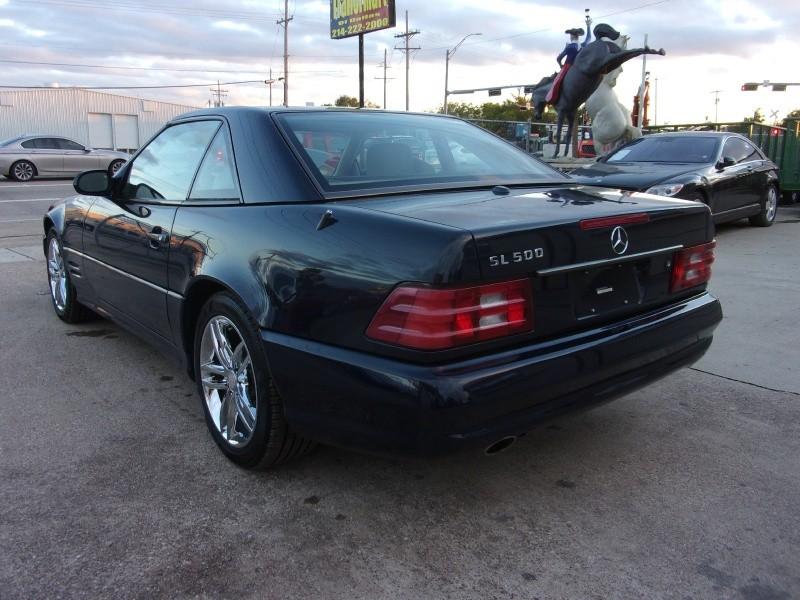 Mercedes-Benz SL-Class 2002 price $9,995
