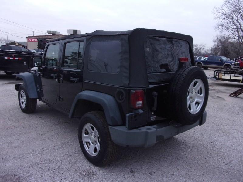 Jeep Wrangler Unlimited 2009 price $22,995