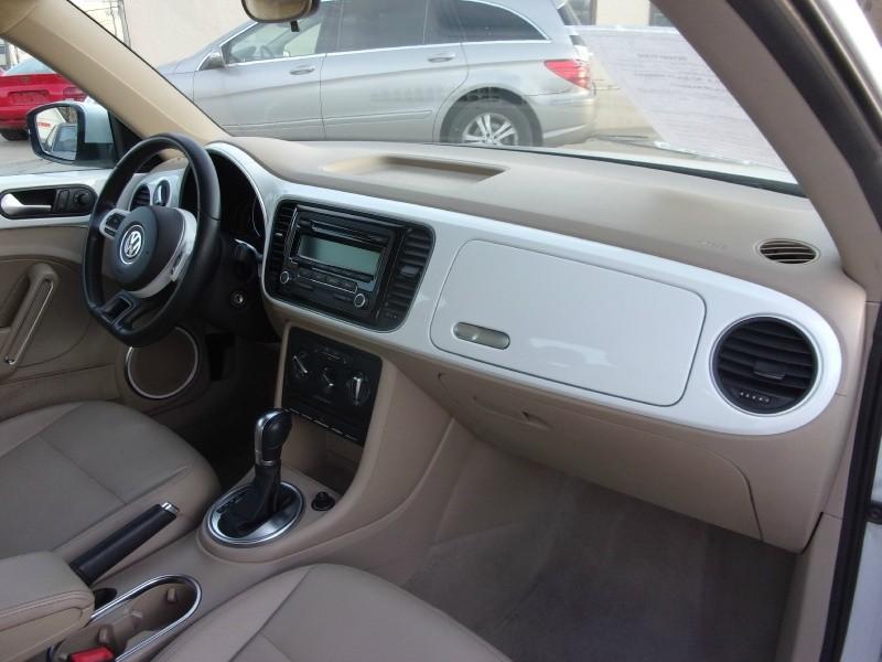 Volkswagen Beetle Coupe 2014 price $11,995