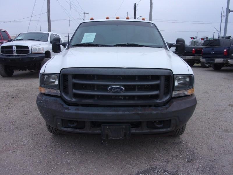 Ford Super Duty F-350 DRW 2003 price $10,995