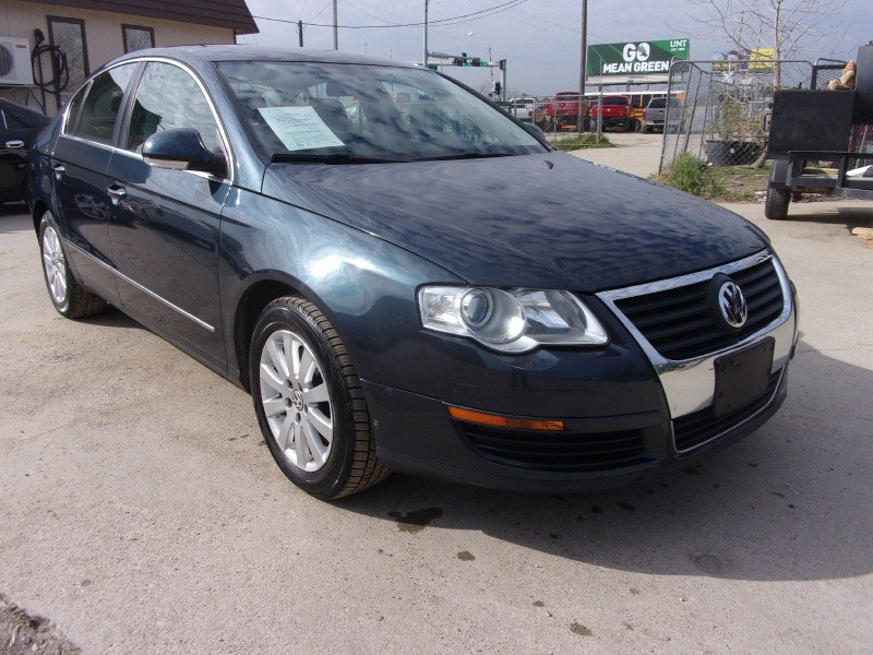 Volkswagen Passat Sedan 2008 price $4,995