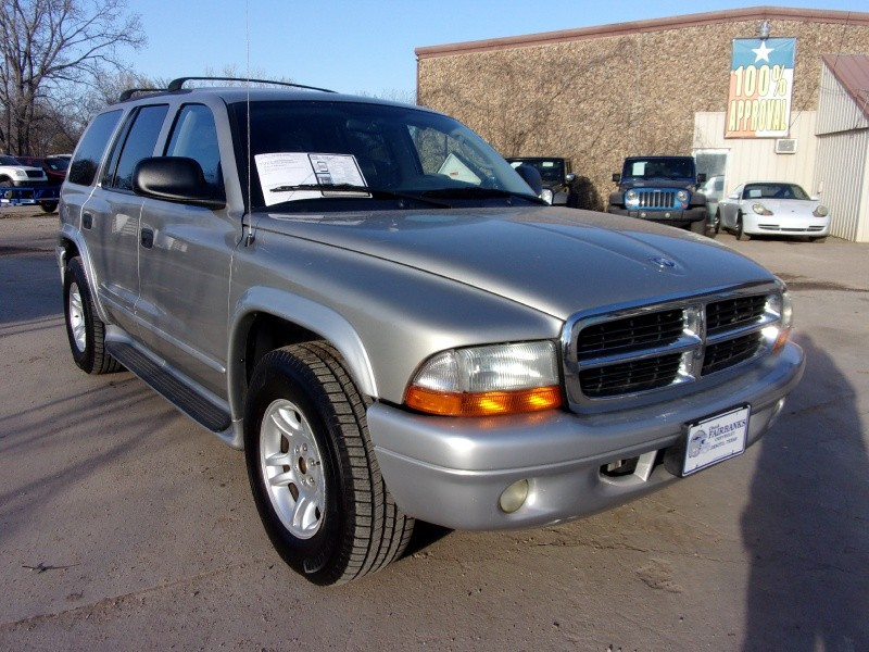 Dodge Durango 2002 price $5,995