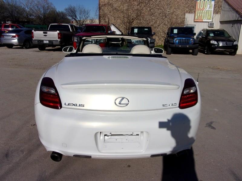 Lexus SC 430 2006 price $9,995