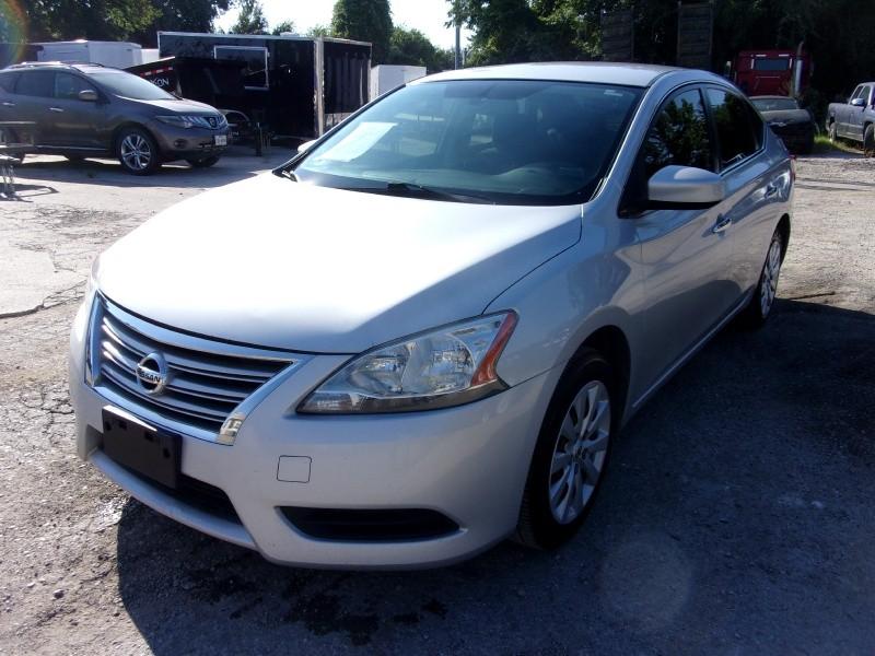 Nissan Sentra 2013 price $4,995