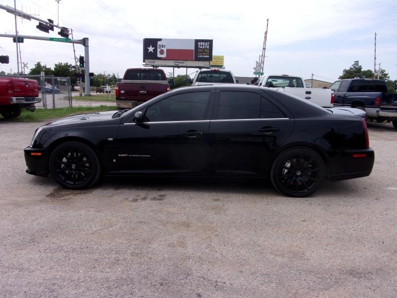 Cadillac STS-V 2007 price $15,995