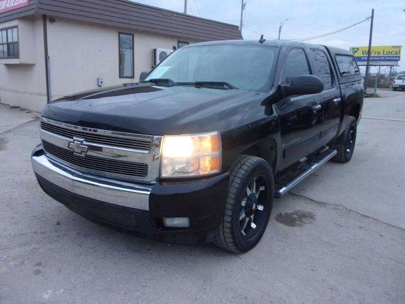 Chevrolet Silverado 1500 2007 price $11,995