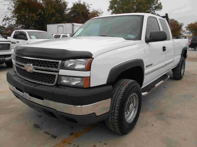 2005 Chevrolet Silverado 2500hd Ext Cab 143 5 Automart Of Dallas