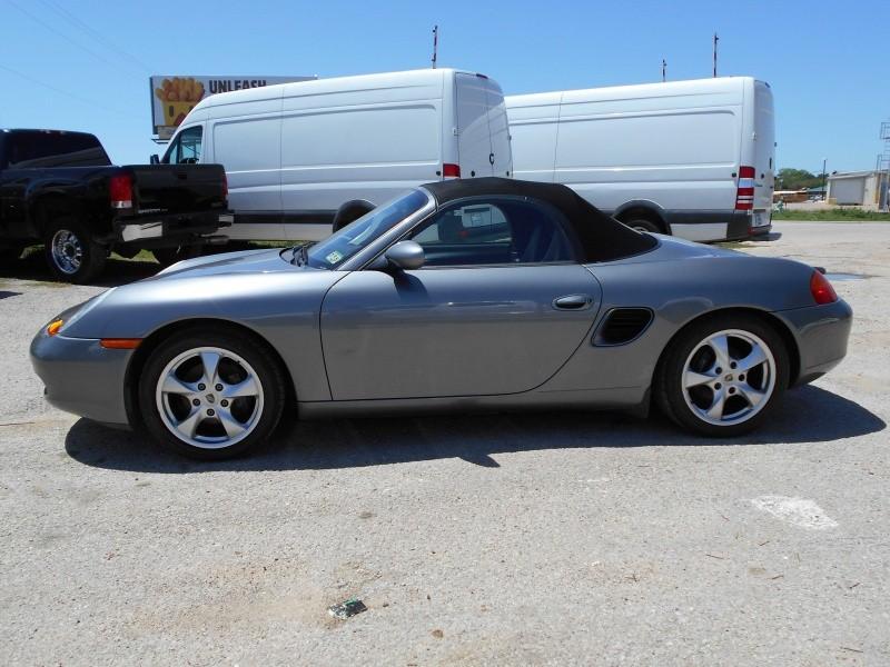 Porsche Boxster 77K MILES 2001 price $11,995